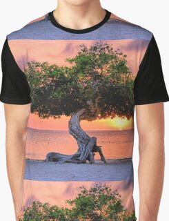Watapana Tree - Aruba Graphic T-Shirt