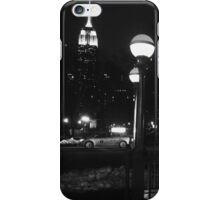 Empire State Building at Night iPhone Case/Skin