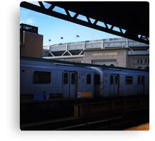 Yankee Stadium Subway Station Canvas Print