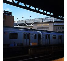 Yankee Stadium Subway Station Photographic Print