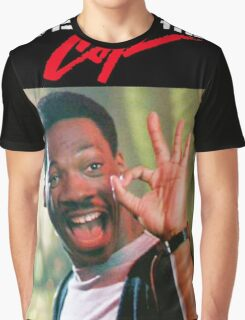 Beverly Hills Cop - Axel Foley A-OK  Graphic T-Shirt