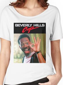Beverly Hills Cop - Axel Foley A-OK  Women's Relaxed Fit T-Shirt