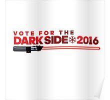 Election Parody Tee - Dark Side Poster