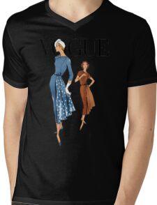 Vogue 2 Mens V-Neck T-Shirt