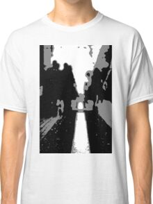 Crowd Perspective Classic T-Shirt