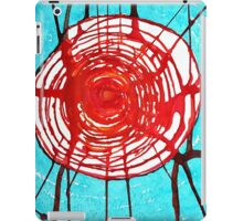 Web of Life original painting iPad Case/Skin