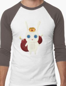 King Rabbit - Bombs! Men's Baseball ¾ T-Shirt