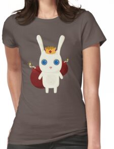 King Rabbit - Bombs! Womens Fitted T-Shirt