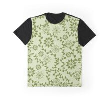 Floral pattern 3 Graphic T-Shirt