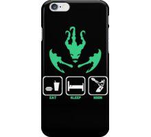 Thresh hook iPhone Case/Skin