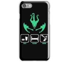 Thresh hook iPhone Case/Skin