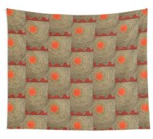 Sun Valley original painting Wall Tapestry