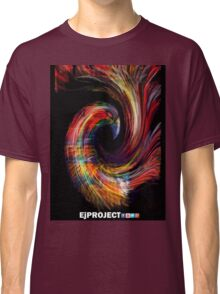 EjProject - Bird from the Edge Classic T-Shirt