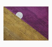 Supermoon original painting One Piece - Short Sleeve