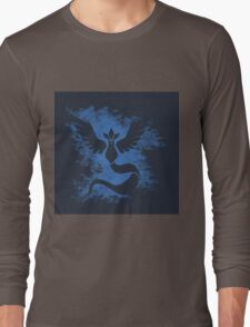 pokemon go : team mystic Long Sleeve T-Shirt