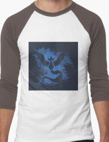 pokemon go : team mystic Men's Baseball ¾ T-Shirt