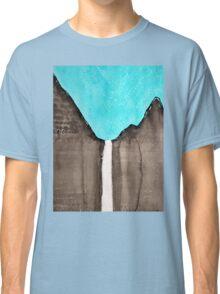 Bridal Veil Falls original painting Classic T-Shirt