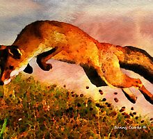 Fabulous Foxes: The Pounce by Bunny Clarke