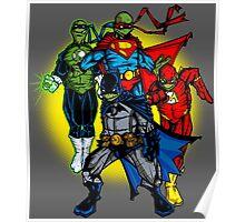Turtle League Poster