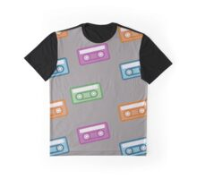 Cassette Graphic T-Shirt