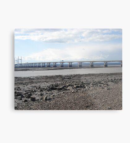 Severn Beach Bristol Metal Print