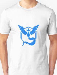 TEAM MYTSTIC LOGO - POKEMON GO Unisex T-Shirt