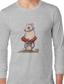 Wee Beastie Long Sleeve T-Shirt