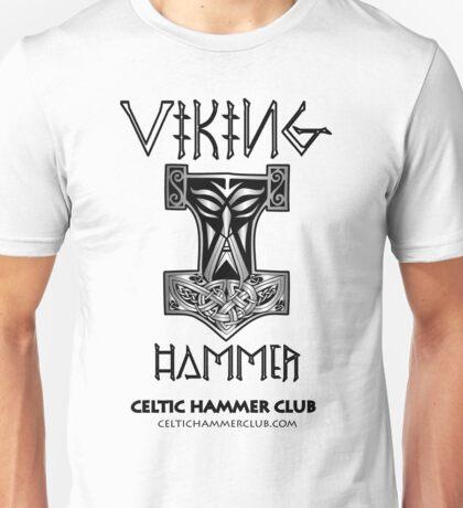 Viking Hammer - Thor's Hammer Design Unisex T-Shirt