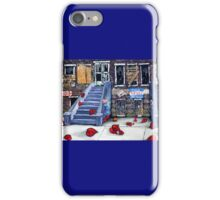 Broken Hearts Blvd. iPhone Case/Skin