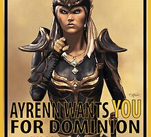 Join the Dominion by elytian