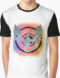 Pokemon Go Lugia Alliance Graphic T-Shirt