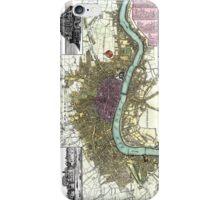 London - England - 1740 iPhone Case/Skin