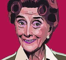 Dot Cotton, Eastenders legend by thatagnes