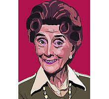 Dot Cotton, Eastenders legend Photographic Print