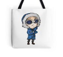 Captain Cold Chibi Tote Bag