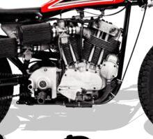 Harley Davidson XR750 FLAT TRACK Sticker