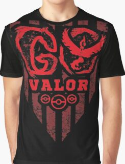 Go Red Graphic T-Shirt