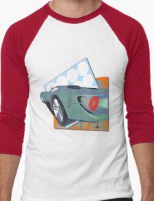 2016 GT Supercar  Men's Baseball ¾ T-Shirt