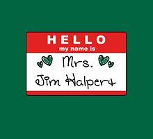 Mrs. Jim Halpert Unisex T-Shirt