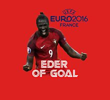 EDER ,PORTUGAL THE WINNER 2016 Unisex T-Shirt