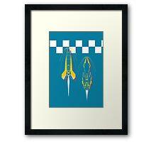 Feisar Race Framed Print