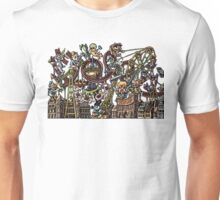 European Amusement Parks Unisex T-Shirt