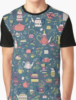 Teapots #3 Graphic T-Shirt