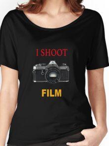 I Shoot Film Women's Relaxed Fit T-Shirt