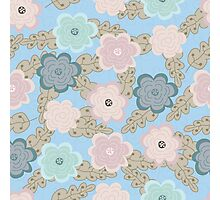 Floral pattern 7 Photographic Print