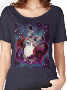 Spooky Mimikkyu  Women's Relaxed Fit T-Shirt