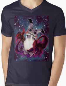 Spooky Mimicy Mens V-Neck T-Shirt