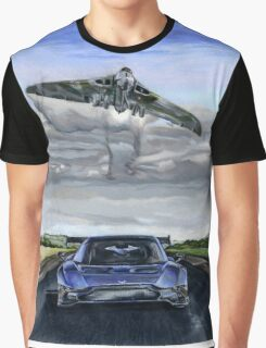 The Vulcan Ascendant  Graphic T-Shirt