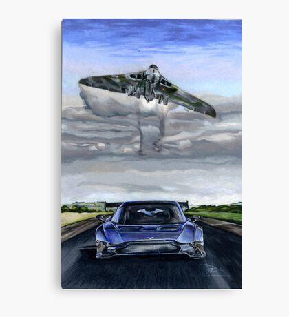 The Vulcan Ascendant  Canvas Print