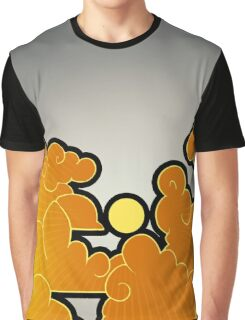 Daybreak Stroked Graphic T-Shirt